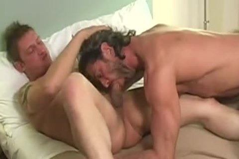 delicious old boyz poke The juvenile lad raw