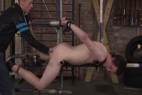 A villein dom acquires meaty On Eli admirable Teenage And adorable arsehole