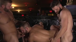 Love Gun - Tommy Defendi and Colby Jansen ass plow